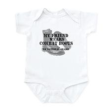 My Friend Wears NG CB Infant Creeper