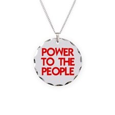 POWER TO THE PEOPLE Necklace