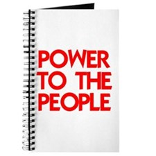 POWER TO THE PEOPLE Journal