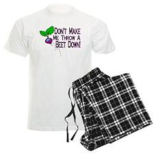 Beet Down Pajamas