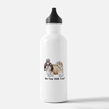 Do You Shih Tzu? Water Bottle