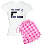 Serious Fragging Women's Light Pajamas
