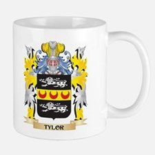 Tylor Family Crest - Coat of Arms Mugs
