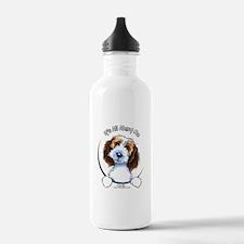 Petit Basset Griffon Vendeen IAAM Water Bottle