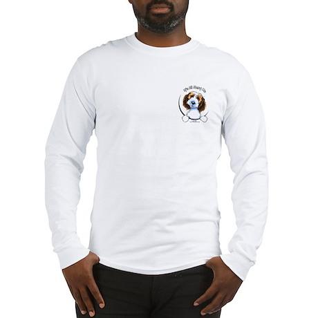 PBGV IAAM Pocket Long Sleeve T-Shirt