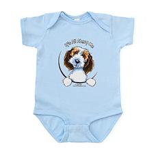 Petit Basset Griffon Vendeen IAAM Infant Bodysuit