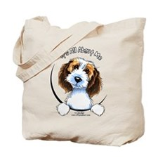 Petit Basset Griffon Vendeen IAAM Tote Bag