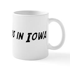 Famous in Iowa Mug