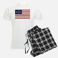 The Union Civil War Flag Pajamas