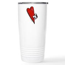 PBGV Lover Travel Mug