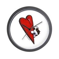 PBGV Lover Wall Clock