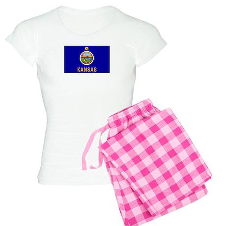 Kansas Women's Light Pajamas