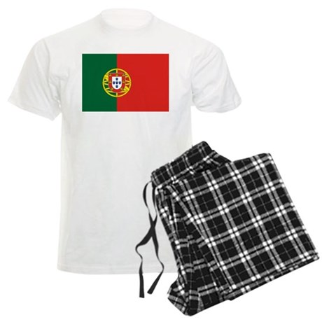 Portugal Men's Light Pajamas