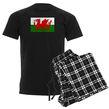 Wales Men's Dark Pajamas