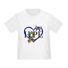 Autism Hope Heart T