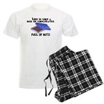 Full Of Nuts Men's Light Pajamas