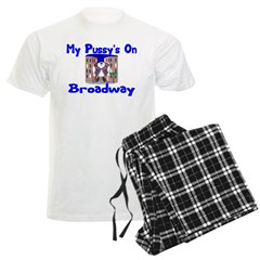 Pussy's On Broadway Pajamas