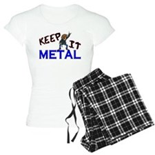 Keep It Metal Pajamas