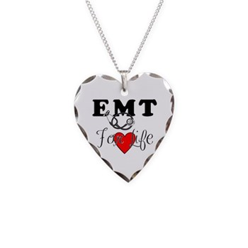 EMT Charms and Pendants