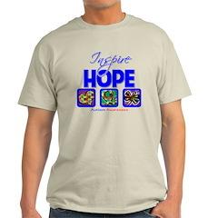 Autism Inspire Hope T-Shirt