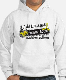 Licensed Fight Like A Girl 19.1 Jumper Hoody