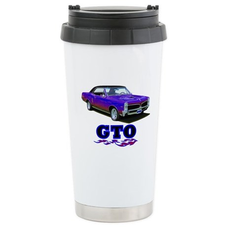 GTO Stainless Steel Travel Mug