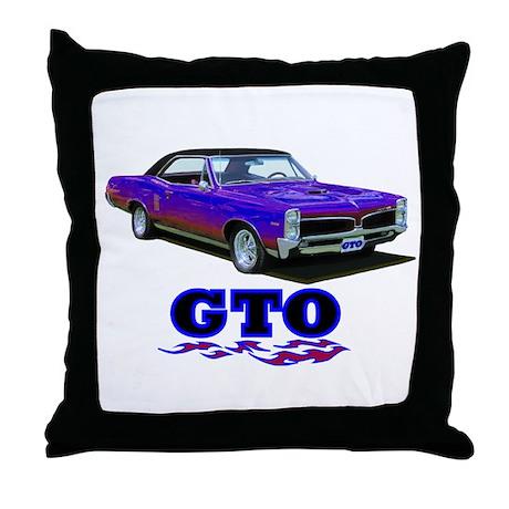 GTO Throw Pillow