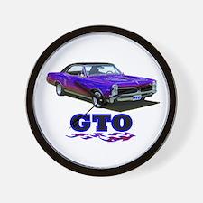 GTO Wall Clock