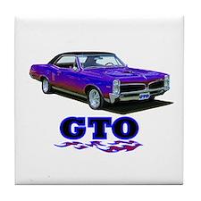 GTO Tile Coaster