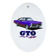 GTO Ornament (Oval)