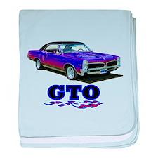 GTO baby blanket