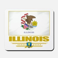 Illinois Pride Mousepad