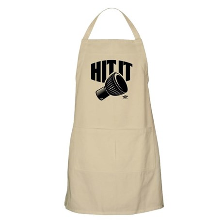 Hit-It Djembe! Apron