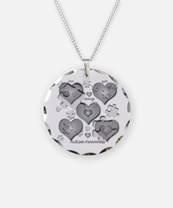 The Missing Piece Is Love Necklace
