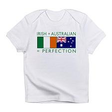 Irish Australian flags Infant T-Shirt