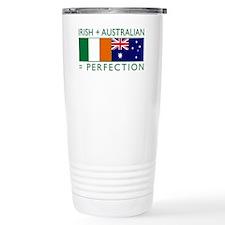 Irish Australian flags Travel Mug