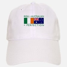 Irish Australian flags Baseball Baseball Cap