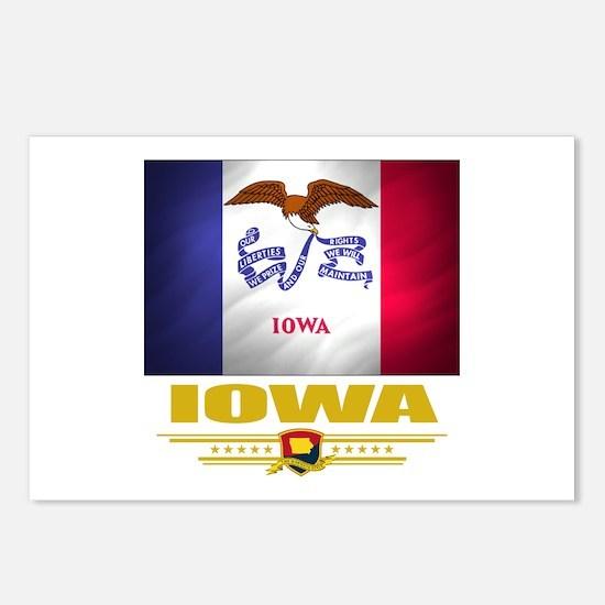Iowa Pride Postcards (Package of 8)