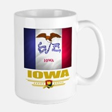 Iowa Pride Large Mug