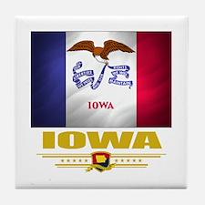 Iowa Pride Tile Coaster
