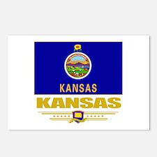 Kansas Pride Postcards (Package of 8)