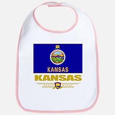 Kansas Pride Bib