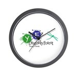 Young Friends of the Forest Wall Clock