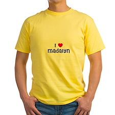 I * Madalyn T