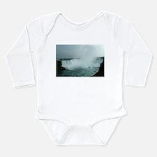 elph Niagara Falls Long Sleeve Infant Bodysuit