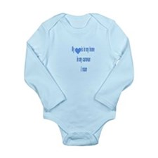 Caravan. Long Sleeve Infant Bodysuit