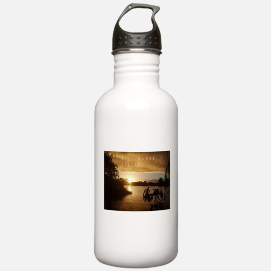 Grey nomad Water Bottle