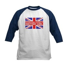 Everyone Loves a British Girl Tee