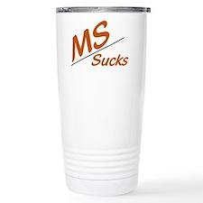 MS Sucks Thermos Mug