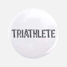 """Triathlete 3.5"""" Button"""